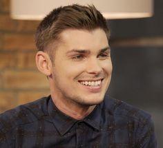 Kieron Richardson talks HIV Storyline on Hollyoaks xx Ste Hay, Kieron Richardson, Hollyoaks, It's Raining, Actor Model, Cute Guys, Soaps, Sexy Men, Musicians