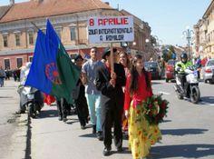 LugojOnline - Sarbatoare cu multa culoare!. Ziua Internationala a Romilor, marcata la Lugoj prin dans si muzica