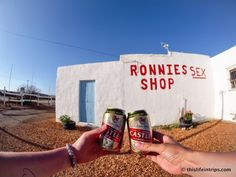 Sex Sells – The Odd Story of Ronnies Sex Shop