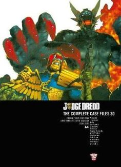 Judge Dredd: Case Files 30 by John Wagner 9781781085486 (Paperback, 2017)