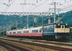 《2L写真》 EF65-1127+14系ムーンライト九州_画像1