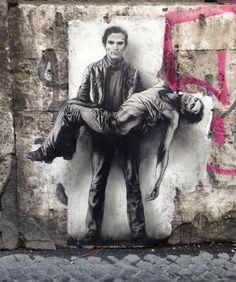 street art a roma - Google Search