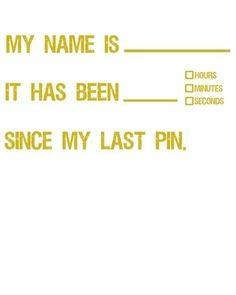 Pinterest = Addiction