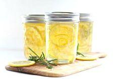 Recipe: Lemon Rosemary Jelly