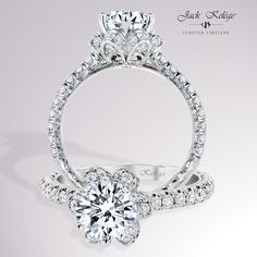 Your #engagement ring should be #forevertimeless, a true #heirloom in…
