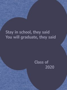 """Class of 2020"" Lightweight Hoodie by SCIIX 