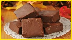 Slow Cooker Fudge weight watchers SmartPoints: 6 | free smart points recipes - Part 3