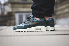"""NikeLab Adds an """"Iced Jade"""" Air Max 1 to Its Pinnacle Collection  http://feedproxy.google.com/~r/hypebeast/feed/~3/23IDyUdPbYg/"""