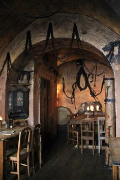 Medieval tavern in Prague