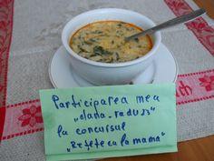 Supa de spanac by dana_radu23