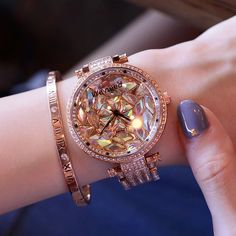 New Jewelry Watches Fancy Watches, Trendy Watches, Cute Watches, Elegant Watches, Beautiful Watches, Cute Jewelry, Jewelry Accessories, Fashion Accessories, Ladies Dress Watches