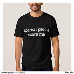 normal people tee shirts