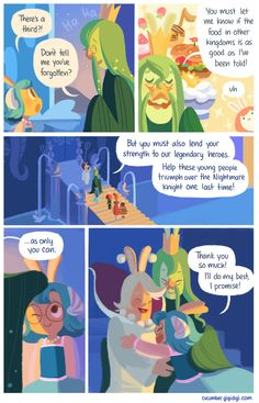 page 310 | Cucumber Quest