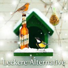Die leckere Alternative - Wernesgrüner!