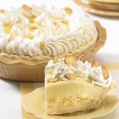 Banana Cream Pie is $7.99 right now during Pie Sale…you're welcome #PieMakesPeopleHappy