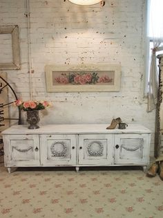 Painted Cottage Shabby Romantic  Farmhouse by paintedcottages, $395.00