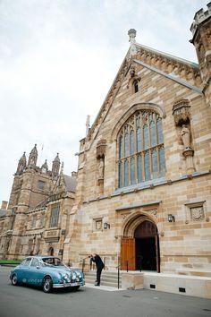 Great Hall Wedding The University of Sydney