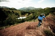 Diamondback Bikes' 2013 Product Launch: Singletrack & Jumps