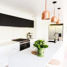BLUE Ben & Jemma | Week 2 Room 2 | Kitchen & LoungeThe Block Shop - Channel 9