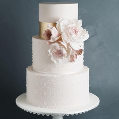 """""""For a gorgeous wedding at @stonesoftheyarravalley today #customcakes #cakeink"""""""