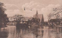 kloppersingel; de geref. kerk waar ik zoveel leuke herinneringen aan heb