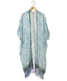 Amina(アミナ)の古着「総柄半袖ワンピース(ワンピース)」|ホワイト