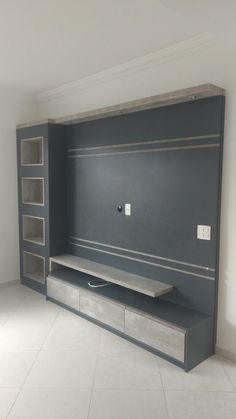 Meuble Tv Angle, Living Room Tv Unit, Living Room Decor, Living Room Designs, Be… - Home Decor Living Room Tv Cabinet Designs, Bedroom Tv Unit Design, Tv Unit Furniture Design, Cupboard Design, Tv Cabinet Design Modern, Lcd Panel Design, Partition Design, Lcd Unit Design, Tv Unit Decor