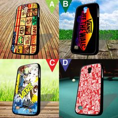 Vans Off The Wall Back Case for Samsung Galaxy S3 S4 S5 S6 Note   eBay