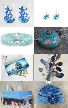 I'm blue by Rossi on Etsy--Pinned with TreasuryPin.com