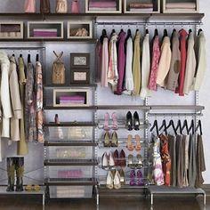organized!! closet-ideas