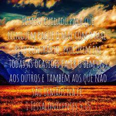 1 Tessalonicenses 5:15