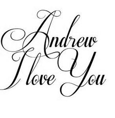 Andrew Name Tattoos - Bing Images