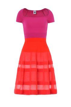 M-Missoni - BICOLOR PROM DRESS