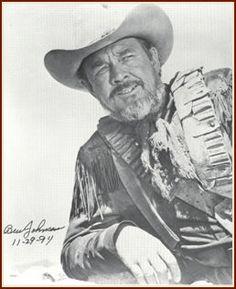 BEN JOHNSON      True Cowboy