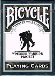 BICYCLE WOUNDED WARRIOR PROJECT バイスクル ウーンデッドウォリアー・プロジェクトの画像