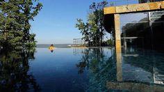 Das Mawell Resort liegt inmitten einer Natursteinlandschaft