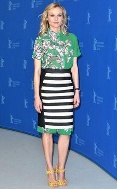Spring Style: Diane Kruger's Best Looks