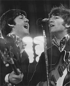 McCartney & Lennon  early days