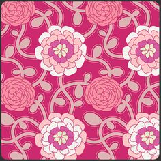 Pat Bravo - Poetica - Delicate Duet in Pink  A fabric line Robin would have had to carry....(and I am not even a pink person!)