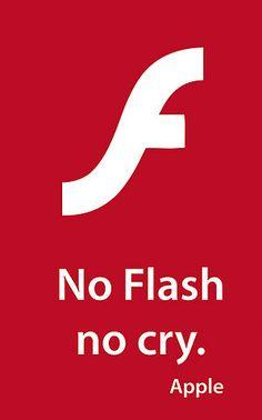 FFFFOUND! | No Flash no cry - Apple sur Flickr: partage de photos!