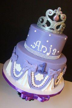 Sofia Cake - CakesDecor