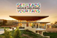 Agents, bring in new leads while giving back to your fans with Dream Sweeps!  Visitors must like your page to enter your sweepstakes, giving you more likes & new leads!    #realtors #realestateagents #homebuyers #homesellers