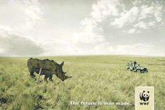 WWFの考えさせるキャンペーン画像まとめ。 | 株式会社LIG