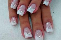 Universo das Noivas - Inspirações de unhas decoradas para as noivas