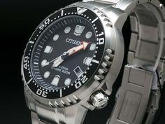 CITIZEN PROMASTER 200M Diver BN0156-56E