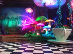 wonderland decorations | choose from a wide variety of our themed props to decorate your tv set ...