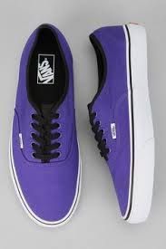 custom purple vans ❤