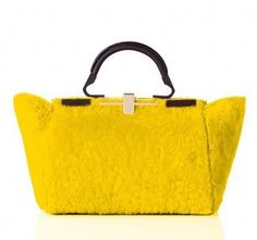 Yellow - Zanchetti Bag