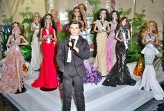 Miss Doll Universe 2015 TOP 10 Semi-Finalists qw