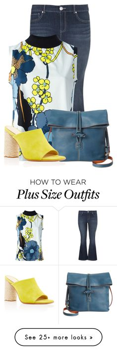 """""""Untitled #13502"""" by nanette-253 on Polyvore featuring maurices, Marni, Dooney & Bourke and Paloma Barceló"""